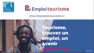 Présentation Emploi Tourisme